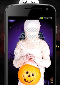 Halloween Photo Frames screenshot 5