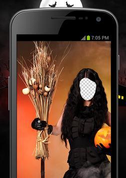 Halloween Photo Frames screenshot 7