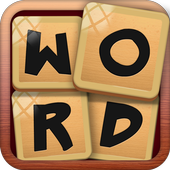 Fun Cookies Word: Connect Cross Word Puzzle Game icon