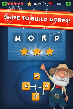 Fun Cookies Word: Connect Cross Word Puzzle Game poster