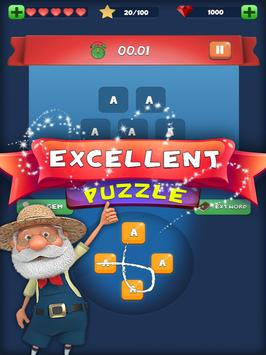 Fun Cookies Word: Connect Cross Word Puzzle Game screenshot 5