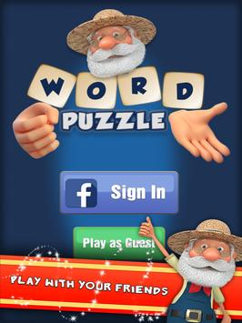 Fun Cookies Word: Connect Cross Word Puzzle Game screenshot 9