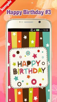 Happy Birthday Images apk screenshot