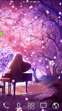 Sakura Falling Live Wallpaper apk screenshot