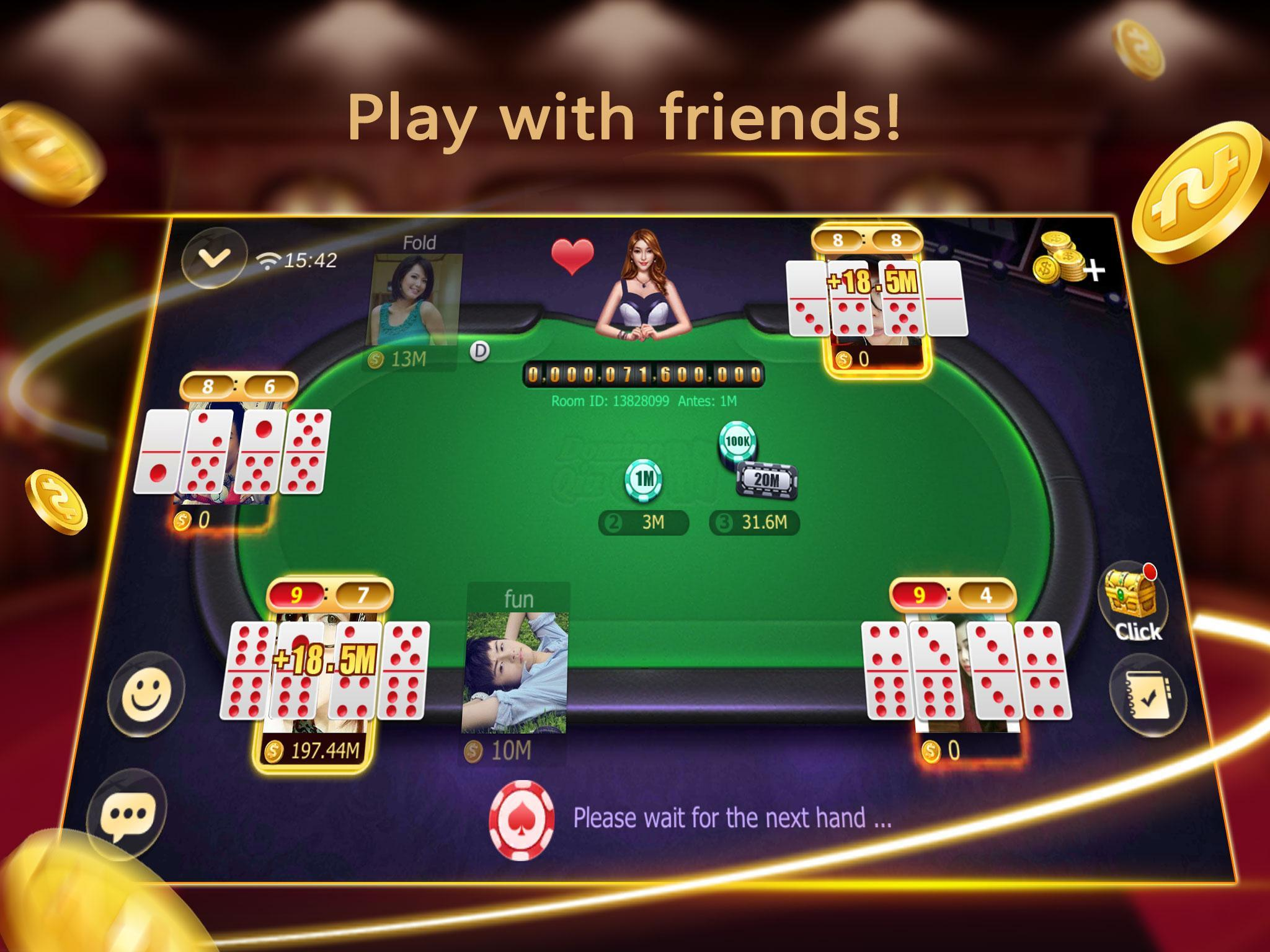 Domino QiuQiu-Domino99:online Free for Android - APK Download