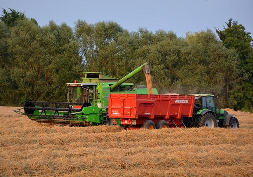 2 Schermata Modern Tractors Puzzle