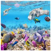 Ocean Fantasy World Puzzle icon