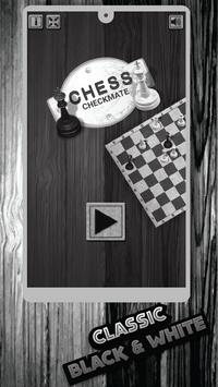 Chess Checkmate poster