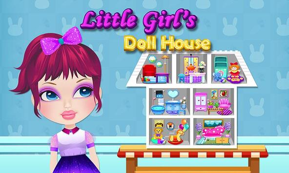 Baby Doll House - Girls Game poster