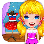 Girls Party Salon BFF Makeover icon