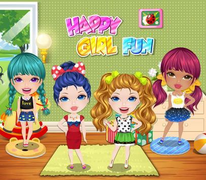Girls Party Salon BFF Makeover screenshot 4
