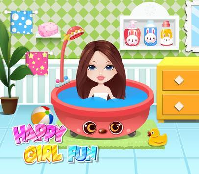 Girls Party Salon BFF Makeover screenshot 5