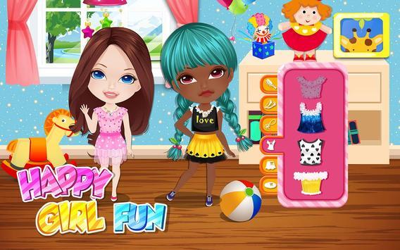Girls Party Salon BFF Makeover screenshot 10