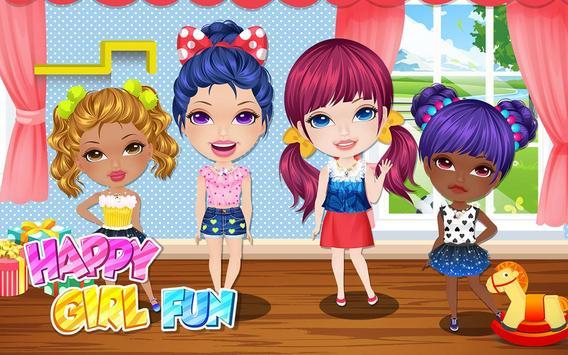 Girls Party Salon BFF Makeover screenshot 11