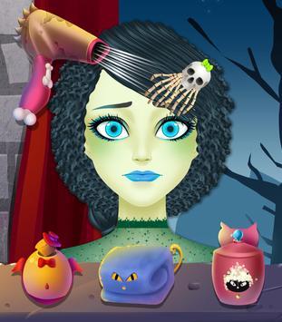 Monster Hair Salon screenshot 6