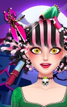 Monster Hair Salon screenshot 8