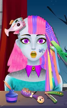 Monster Hair Salon screenshot 9