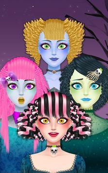 Monster Hair Salon screenshot 11