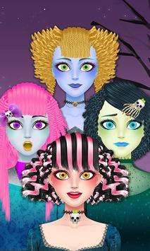 Monster Hair Salon screenshot 3