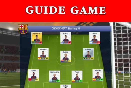 Guide Dream League Soccer poster