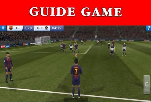Guide Dream League Soccer screenshot 1