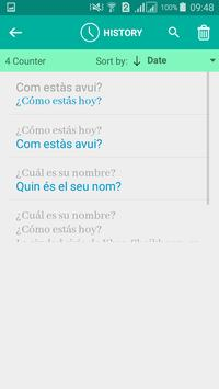 Catalan Spanish Translator screenshot 3
