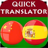 Chinese Spanish Translator icon