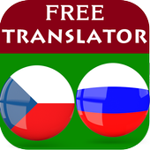 Czech Russian Translator icon