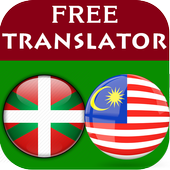 Basque Malay Translator icon