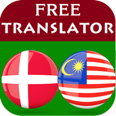 Danish Malay Translator icon