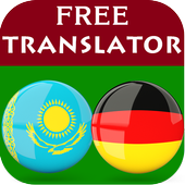 Kazakh German Translator icon