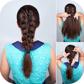 Beautiful hairstyle step by step 2018 icon