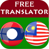 Lao Malay Translator icon