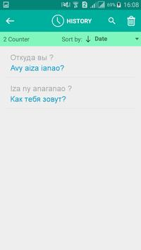 Malagasy Russian Translator screenshot 3
