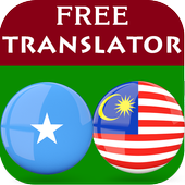 Somali Malay Translator icon