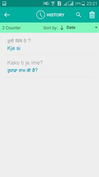 Slovenian Punjabi Translator apk screenshot
