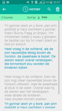 Welsh Dutch Translator screenshot 3