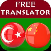 Turkish Chinese Translator icon
