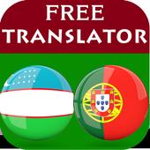 Uzbek Portuguese Translator icon