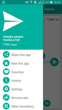 Yoruba Arabic Translator screenshot 2
