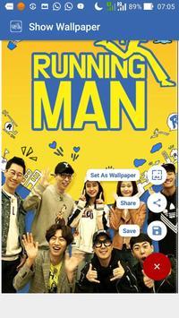Running Man Wallpaper Best Poster Screenshot 1