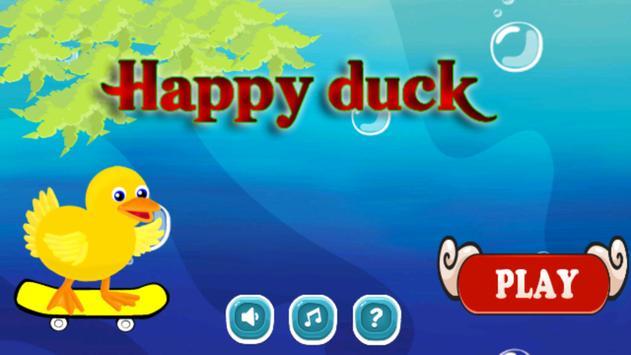 Happy Duck New Year 2016 screenshot 12