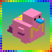 🌈 CoLoRs: free jumping tap game icon