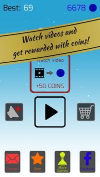 🌈 CoLoRs: free jumping tap game screenshot 3