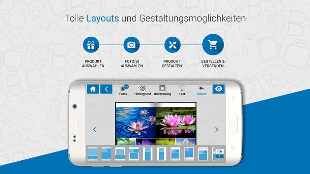 HappyFoto MOBILE DE apk screenshot