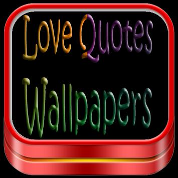 Love Quotes Wallpapers poster