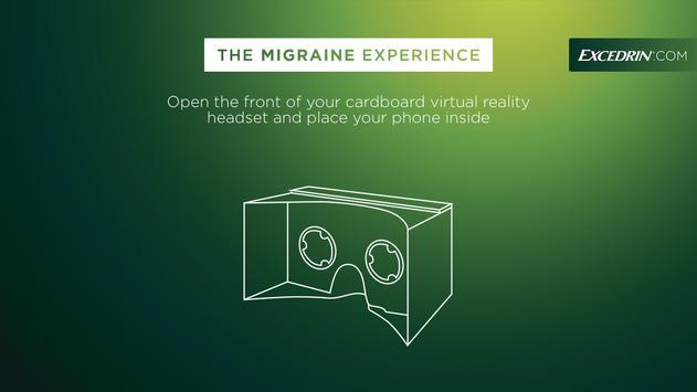 Excedrin® Migraine Experience apk screenshot