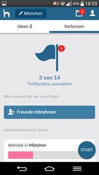 happyfloat- Freizeit Community screenshot 1