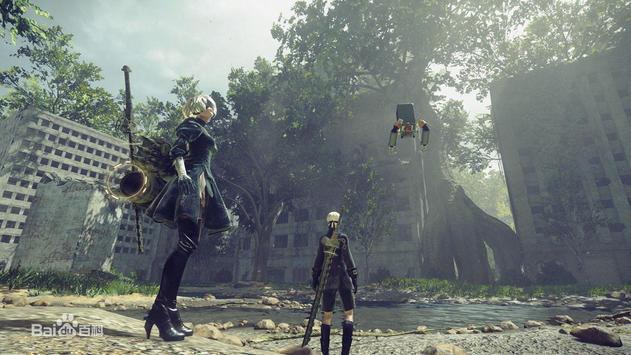 尼尔:机械纪元(NieR:Automata) screenshot 16