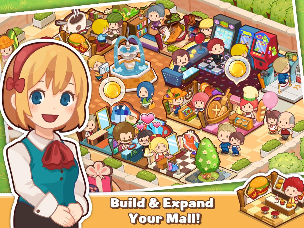 Happy Mall Story: Sim Game For Android